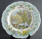 Brambly Hedge Wall Plates